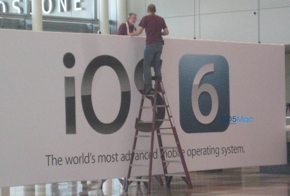 iOS 6 wwdc