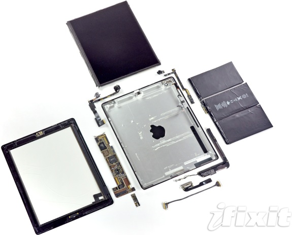 iPad 2 parts