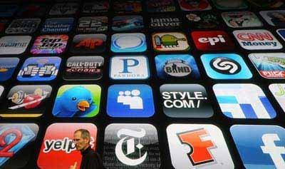 App Store 100,000