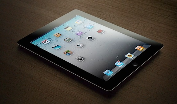 iPad HD fall 2011