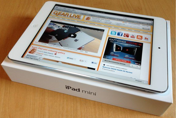 iPad mini