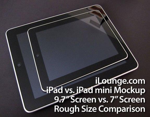 iPad mini 7.85 inch