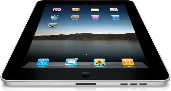 iPad one million