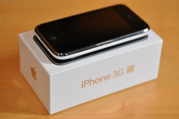 iPhone 3GS discontinued