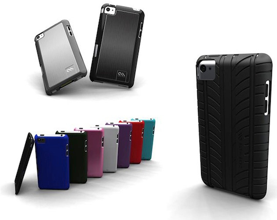 iPhone 5 case-mate design