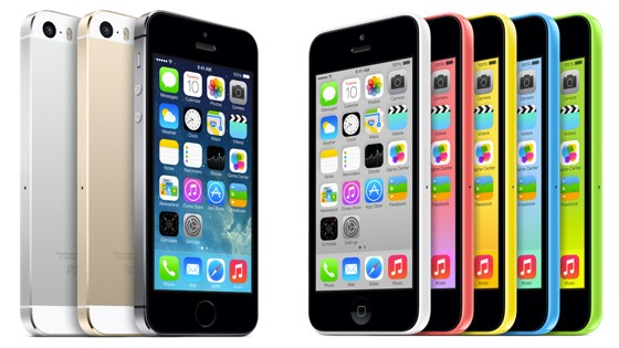 iPhone 5s 5c 2014 earnings