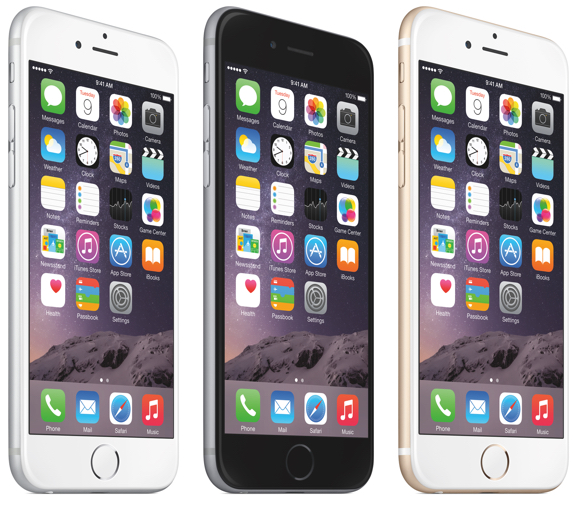 Apple iPhone 6 Plus sales