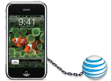 At&T iPhone exclusive 2011