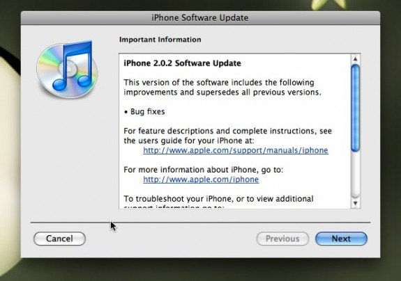 iPhone 2.0.2