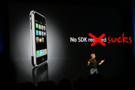 iPhone SDK Announced