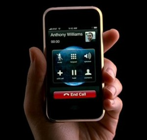 iPhone commercial ringtone