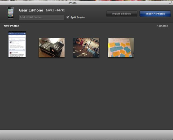 How to stop iPhoto from opening when connect iPhone