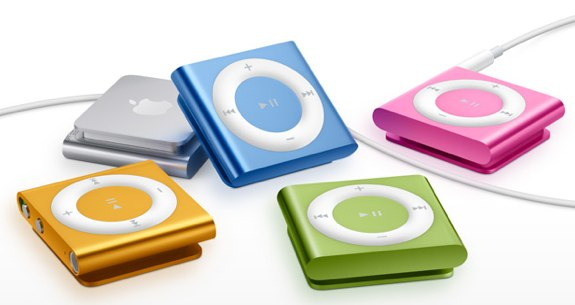 iPod shuffle 2010