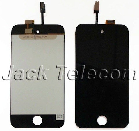 iPod touch 4G faceplate