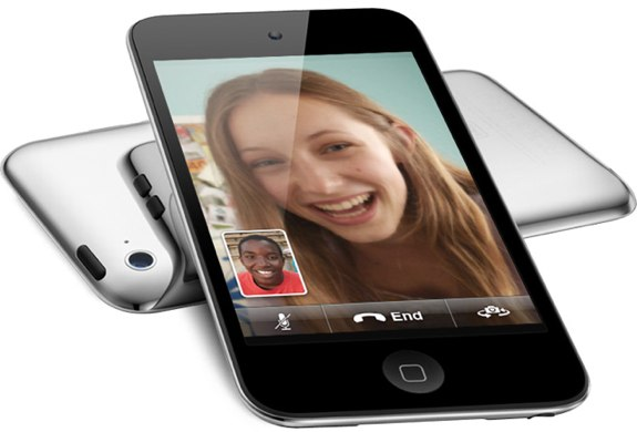 "iPod touch 4th gen. Apple's focused on the iPod touch as being the ""funnest"