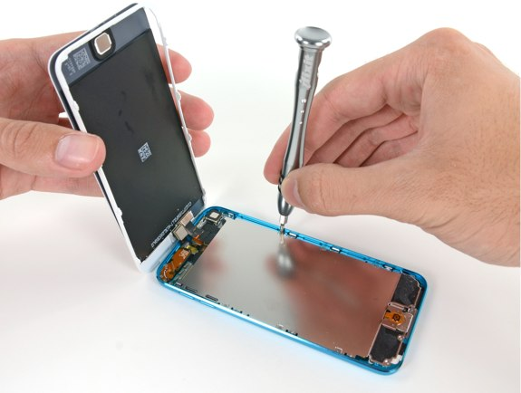 iPod touch take apart iFixit