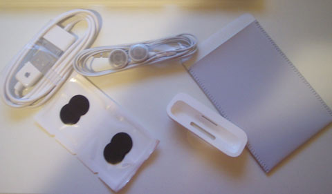 iPod video accessories