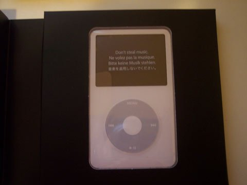 iPod Video review
