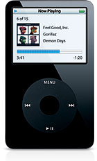 iPod video Preview