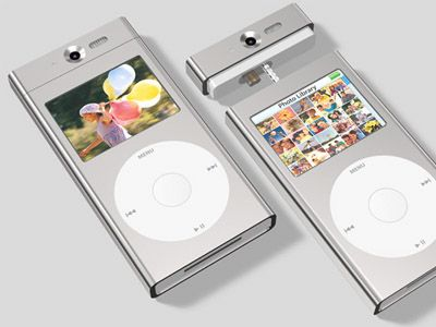 iPod mini photo