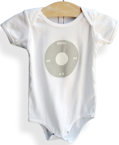 iPod Onesie