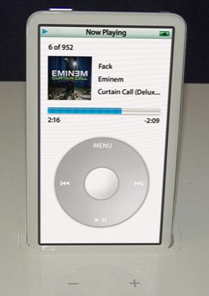 iPod AV