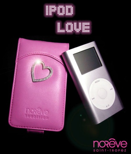 Noreve iPod Love Case