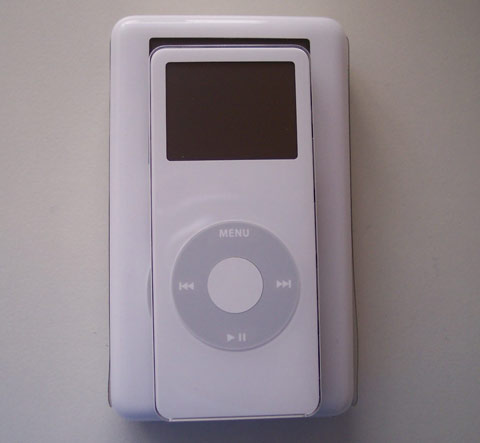 iPod nano with iPod color