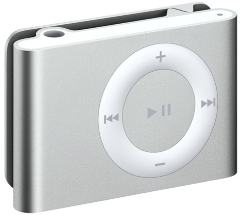 iPod shuffle secong generation