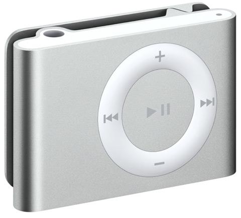 iPod shuffle secong generation