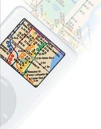 iPod Subway Maps