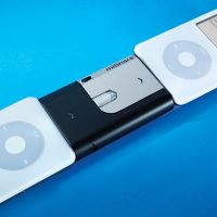 iPod Transfer Device