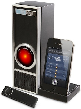 ThinkGeek IRIS 9000 Siri