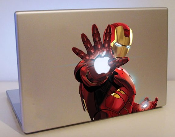 Iron Man MacBook Pro
