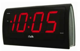 iTalk Clock