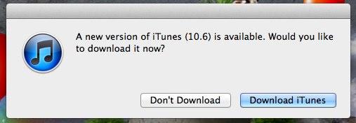 iTunes 10.6 1080p