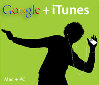 iTunes on Google