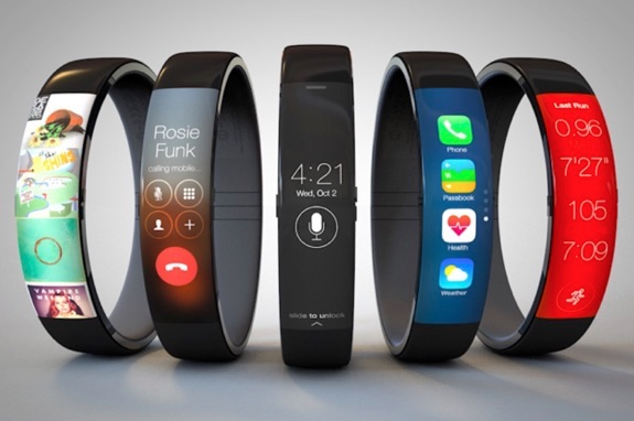 iWatch features