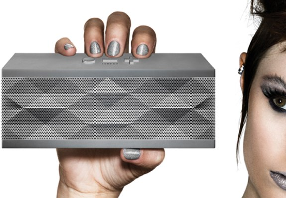 jawbone jambox gray review