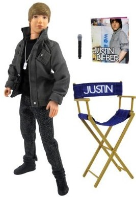 Justin Bieber Baby Singing Doll sale