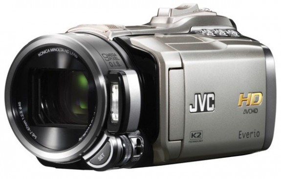 JVC Introduces the Everio GZ-HM400