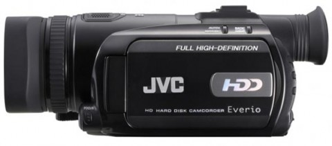 JVC HD Everio