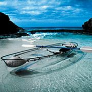 Transparent Kayak-Canoe