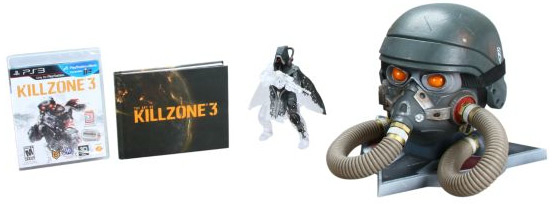 killzone 3 collectors edition sale