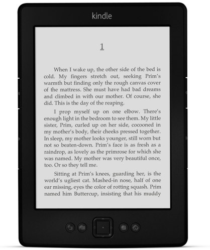 Amazon Kindle $69