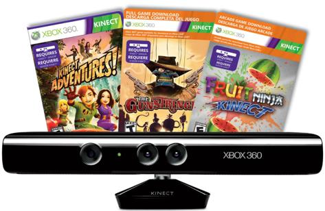 Kinect sale amazon