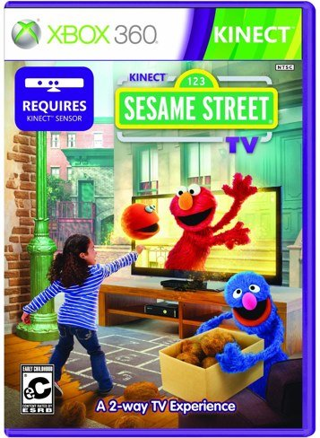 Kinect Sesame Street TV