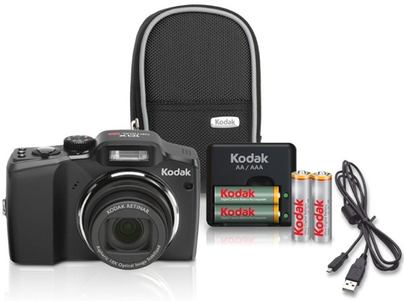 kodak easyshare z915