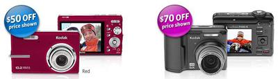 Kodak EasyShare Cams