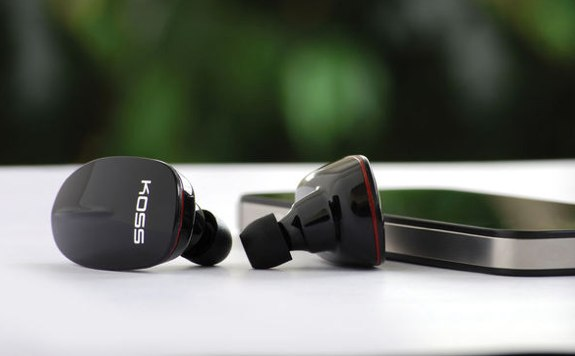 Koss Striva wi-fi headphones